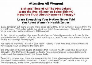 Womens Health Issues Plr Ebook