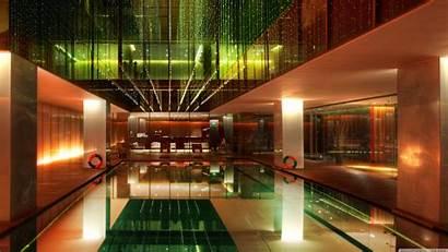 Lobby Hotel Ultra 4k Wide Resolution Desktop