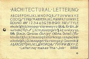 7 best ideas about architectural lettering on pinterest With architectural lettering guide
