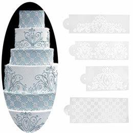 lace templates for cakes - discount cake lace stencil 2017 cake lace stencil on