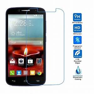 9h Premium Screen Protector Tempered Glass For Alcatel One