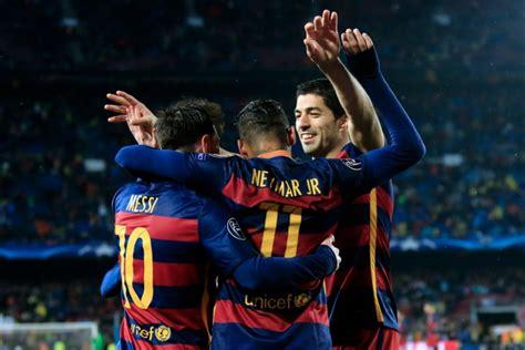 fc barcelona    messi suarez neymar  messi world soccer talk