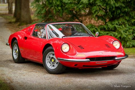Ferrari Dino 246 Gts, 1972  Welcome To Classicargarage