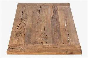 Holzplatte Massiv Eiche : altholz tisch platte nach ma bs holzdesign ~ Markanthonyermac.com Haus und Dekorationen