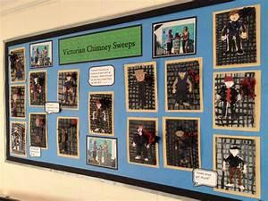Victorian Chimney Sweeps Display  Classroom Display