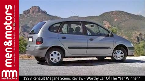 renault megane scenic review worthy car   year