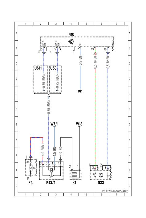 1999 s420 combination relay n10 wiring diagram page 2