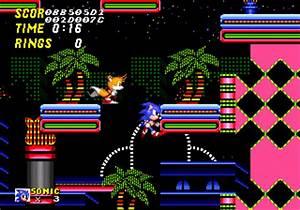 S2Beta Prototype Zones Casino Night Sonic Retro