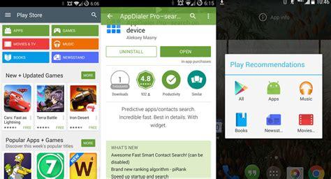 google play store  apk full material