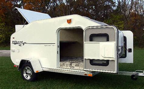 top  lightweight travel trailers  small cars