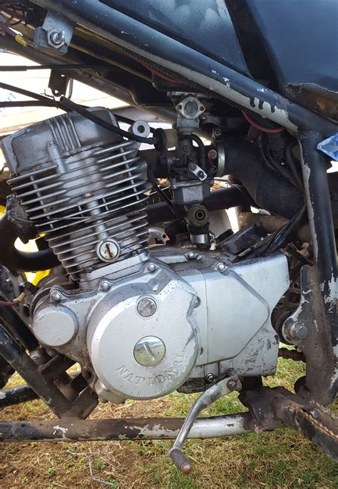Another Baja what-is-it post! National Motor... 150 ...