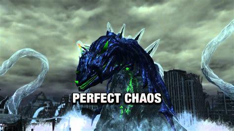 Sonic The Hedgehog Hd Wallpaper Sonic Generations Pc Boss Battle Perfect Chaos Hd Youtube
