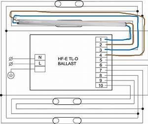 Tridonic Ballast Wiring Instructions