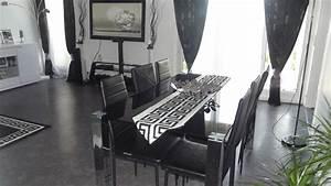 Chemin De Table Design : rideaux versace pas cher ~ Teatrodelosmanantiales.com Idées de Décoration