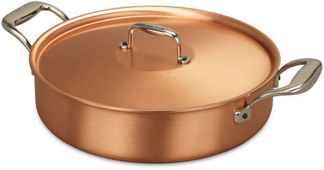 rondeau cm rondeau falk signature series falk copper cookware