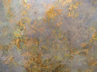 Gold Aged Finishes Decorative Wall Texture Leaf
