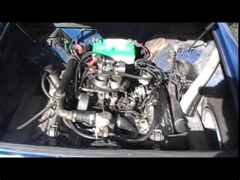 renault alpine a310 engine renault alpine a310 for sale engine startup and run on 2