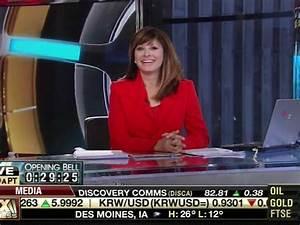 Here's What Maria Bartiromo Looks Like On Fox Business ...