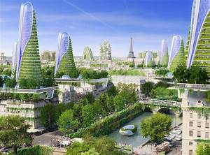 Smart Montparnasse : vincent callebaut devises smart towers for the future of paris ~ Gottalentnigeria.com Avis de Voitures