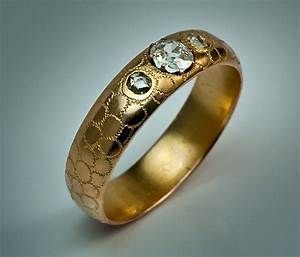 antique wedding rings unique gold diamond russian With mens russian wedding ring