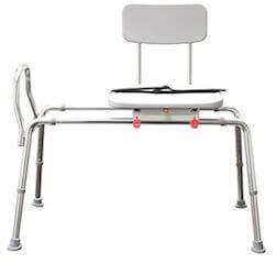 sliding shower chairs for elderly best handicap shower chairs for elderly and disabled 2019