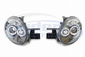 Version 1 LED Halo Projector Headlights 03 05 Neon SRT 4
