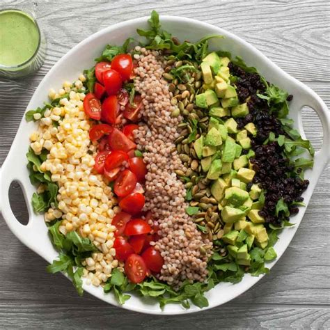 recipes for chopped stetson chopped salad recipe eatingwell