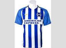 Brighton & Hove Albion 1718 Premier League Home Kit