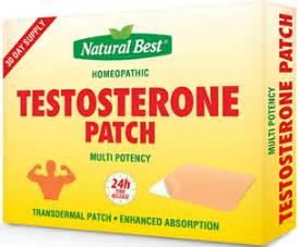 TESTOSTERONE Patch - Multipotency Testosterone Transdermal