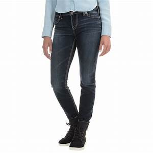 Silver Jeans Suki Super Skinny Jeans (For Women) - Save 44%