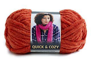 Ravelry Lion Brand Quick & Cozy
