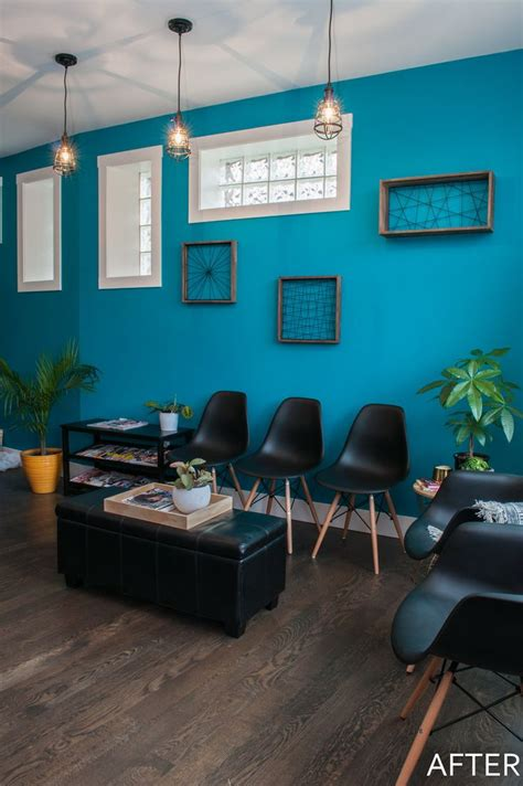 1000 ideas about salon waiting area on