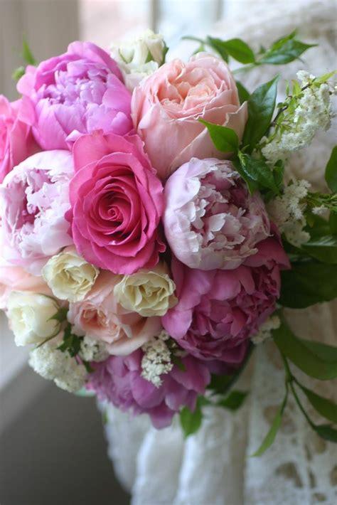 Cabbage Rose Wedding Bouquet Wedding Florist Bridal