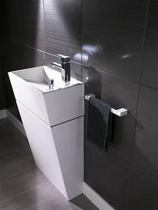 Meuble Suspendu Salon Design 14 Pinterest Toilette Avec