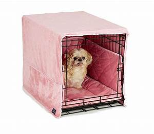 pet dreams plush dog crate pad crate cover and bumper With dog crate bumper set