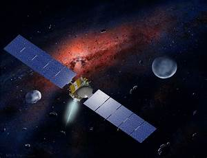 News | NASA's Dawn Spacecraft Enters Orbit Around Asteroid ...