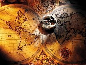 Wallpaper Antique Maps