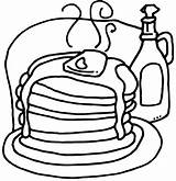 Pancake Pancakes Coloring Pig Give Colouring Printable Drawing Whole Mix Grain Cake Shopkins Pages14 Kidprintables Cookie Getdrawings Return Ice Cream sketch template