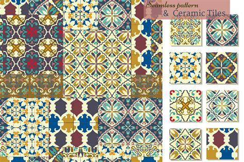set   ceramic tiles patterns patterns  creative