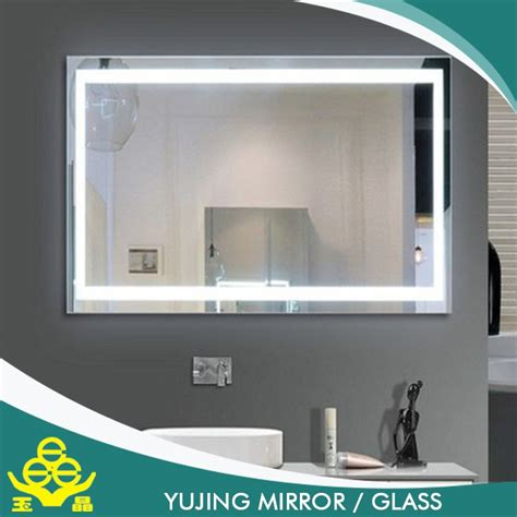 Touch Screen Illuminated Backlit led mirror Bathroom