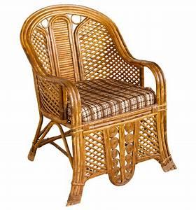 Fauteuil En Osier : fauteuil en osier en bois indien antique d 39 isolement sur ~ Melissatoandfro.com Idées de Décoration