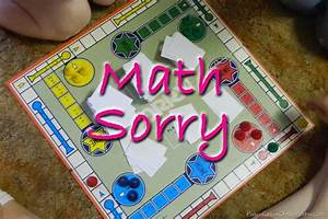 Math Sorry~Multi Aged and Abled Math Game ...