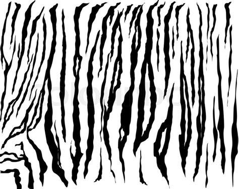 Rug Print by Animal Skin White Tiger Stock Vector Colourbox