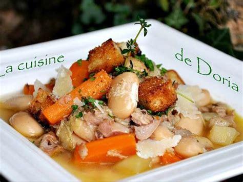 cuisine doria recettes de soupe paysanne de la cuisine de doria