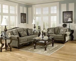 Ashley furniture living room groups 2017 2018 best for Living room furniture sets rockford il