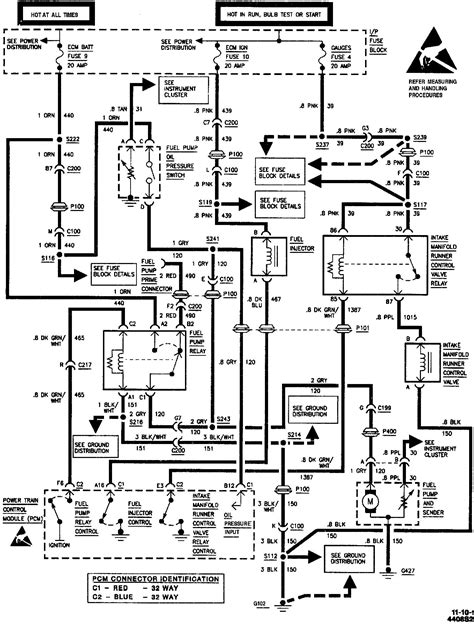 1997 Silverado Wiring Diagram by Chevy Starter Wiring Diagram Volovets Info