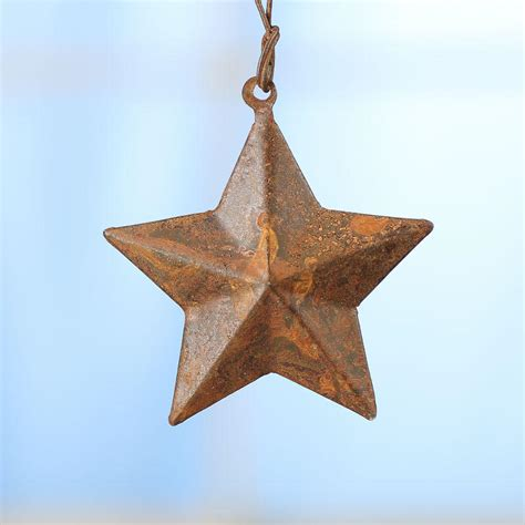 star ornaments tin barn ornament ornaments and winter crafts