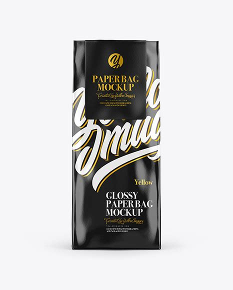 Snack pack mockup can be used for the presentation of chips packaging, snack pack packaging, crackers, popcorn, gumballs, candies, pappar, pops and available format: Download Psd Mockup Bag Bag Mockup Coffee Food Bag Food ...