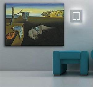 20 top salvador dali wall art wall art ideas With kitchen colors with white cabinets with salvador dali wall art