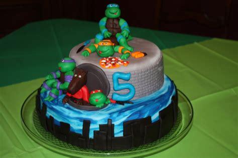 sweet melissas cakery teenage mutant ninja turtles